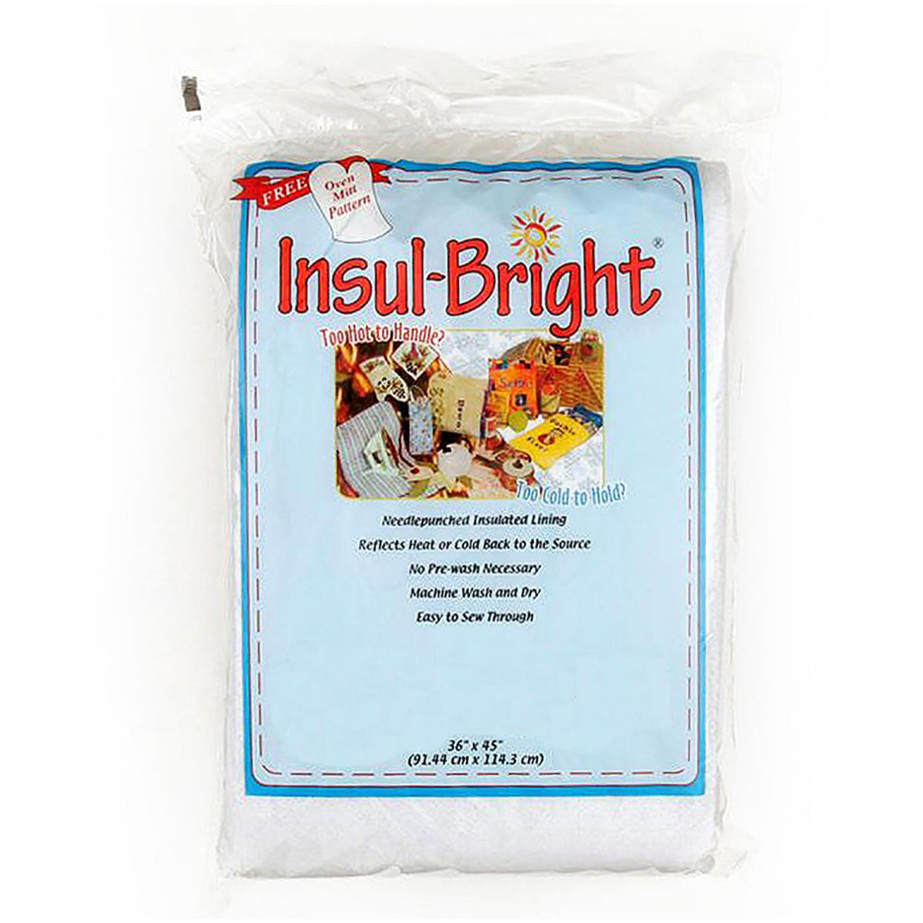 "Insul Bright - 45"" X 1yd - Packaged"