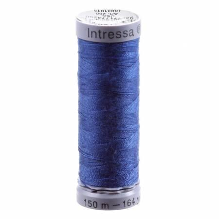 Intressa Thread - 100% Polyester - 164yds - 200-IT302 - Royal