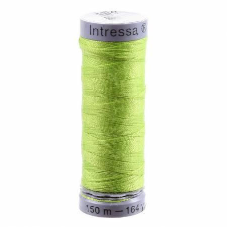 Intressa Thread - 100% Polyester - 164yds - 200-IT994 - Bright Lime
