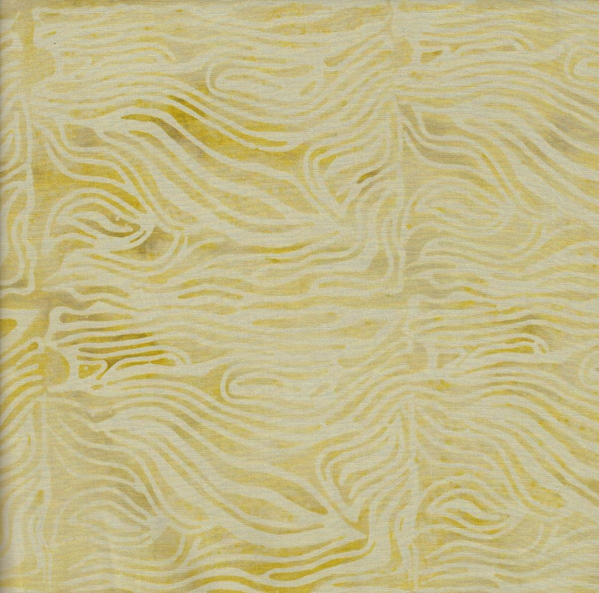 Island Batik - Green - Bark - Tan