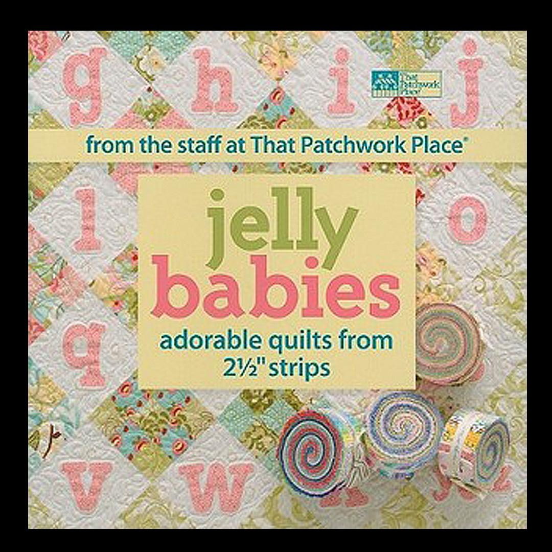 Jelly Babies Adorable Quilts - book