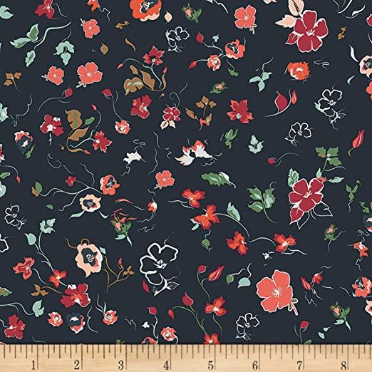 Joie De Clair Woodlands - Knit Fabric