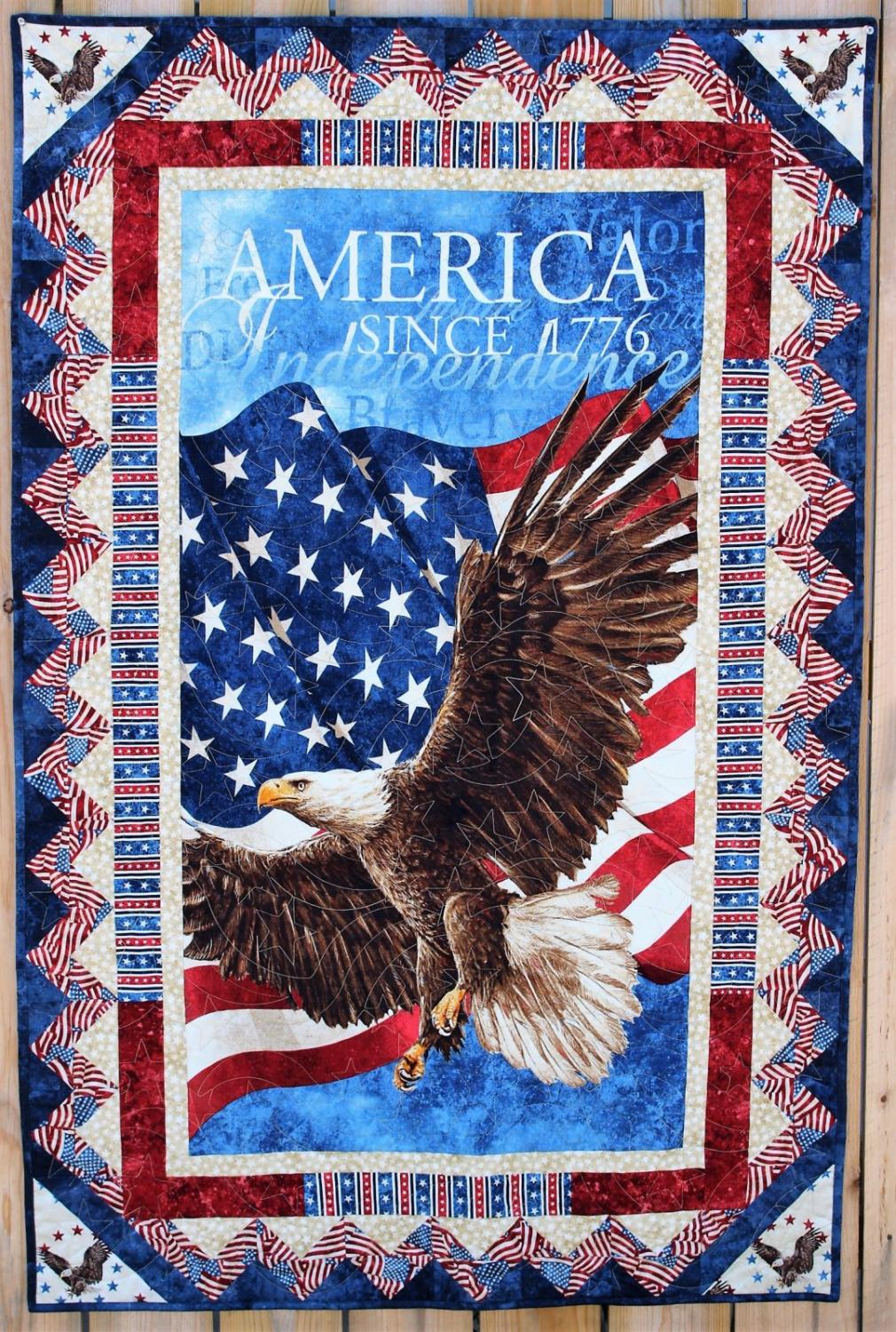 Land of the Free Pattern