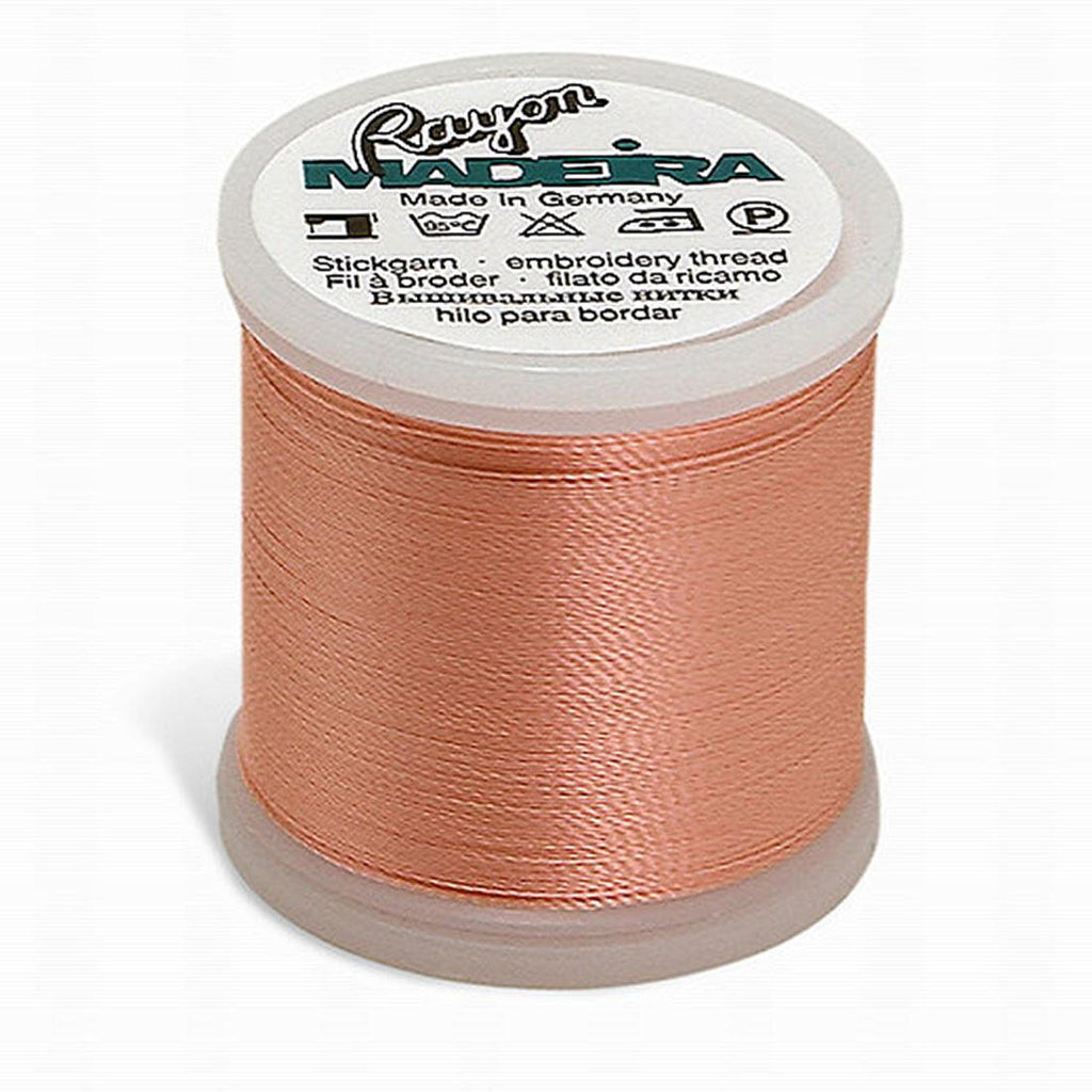 Madeira Rayon 220YD Color 1019 - Medium Peach