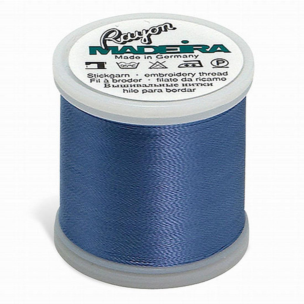 Madeira Rayon 220YD Color 1028 - Baby Blue