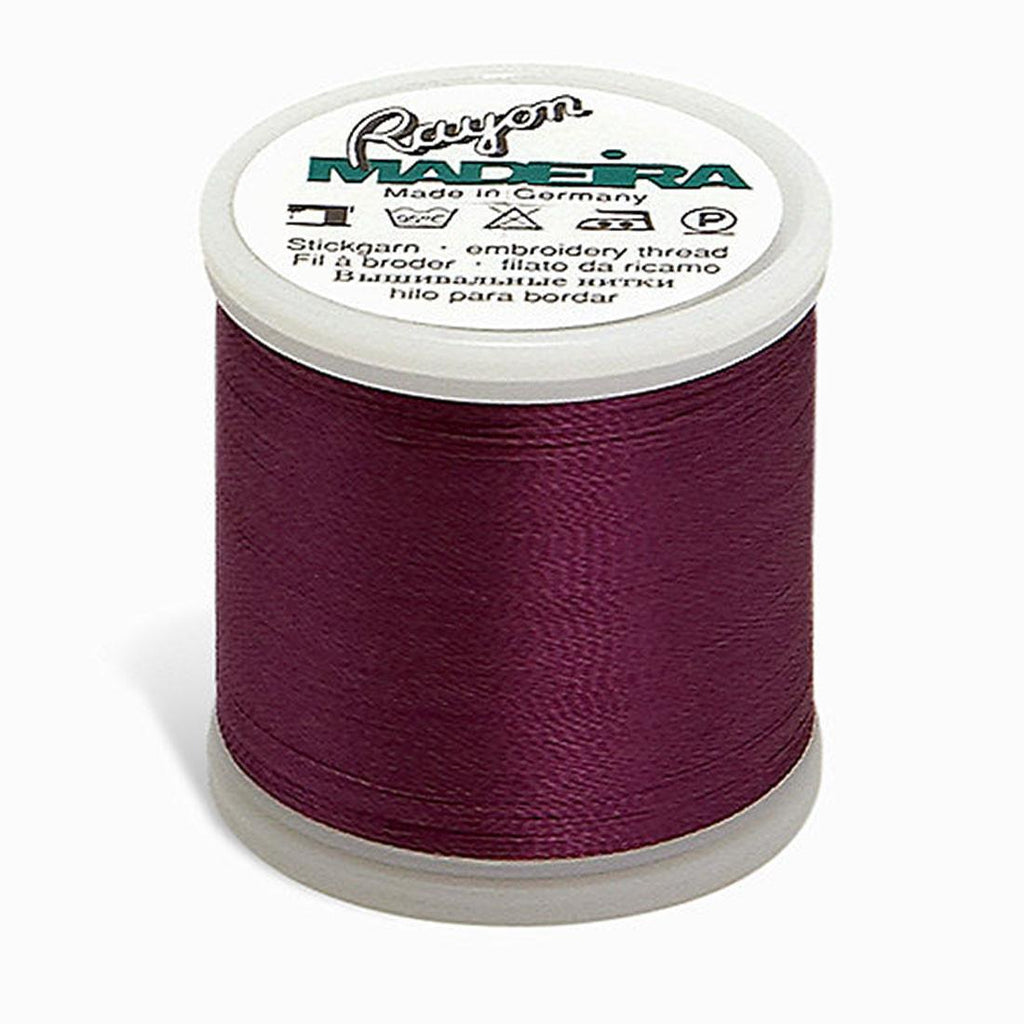 Madeira Rayon 220YD Color 1033 - Purple