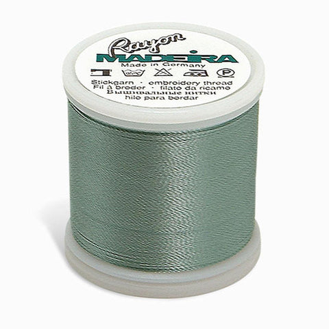 Madeira Rayon 220YD Color 1047 - Seafoam Green