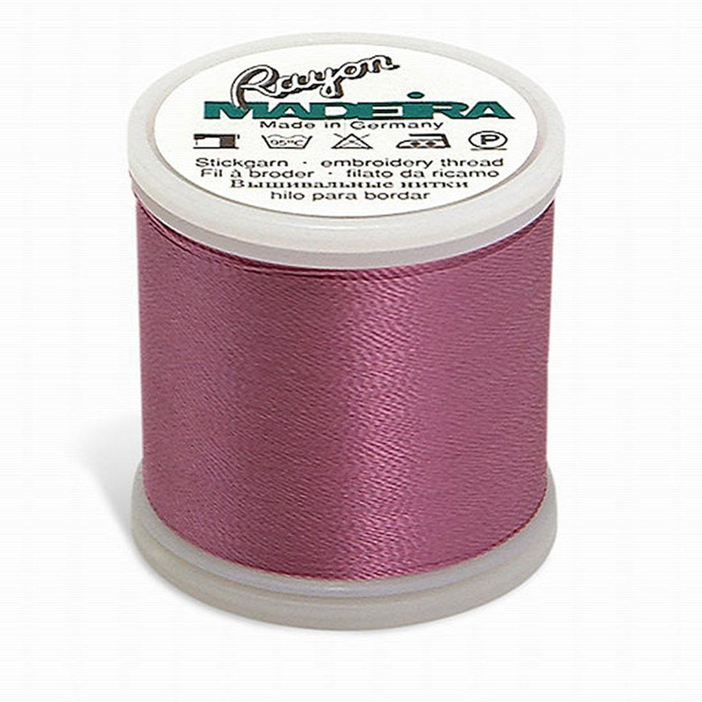 Madeira Rayon 220YD Color 1080 - Orchid