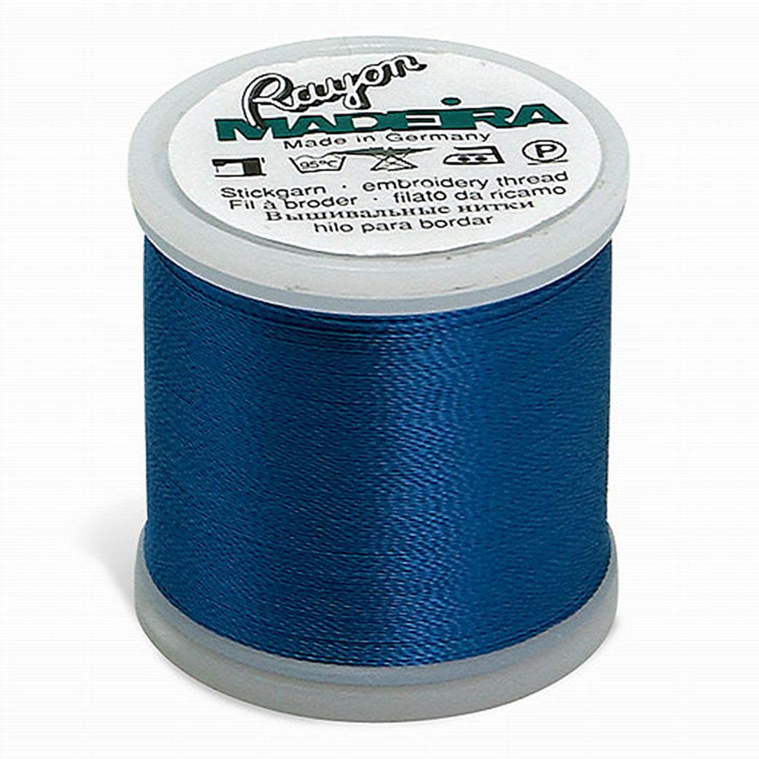 Madeira Rayon 220YD Color 1096 - Duck Wing Blue