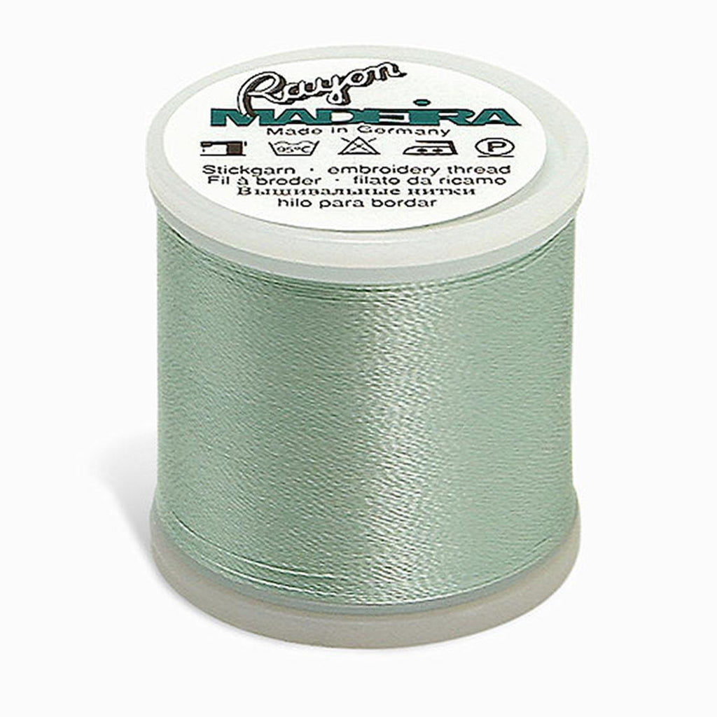 Madeira Rayon 220YD Color 1100 - LT Grass Green