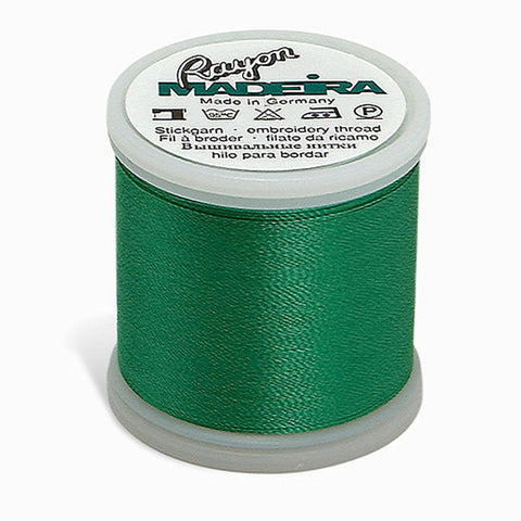 Madeira Rayon 220YD Color 1101 - Ivy Green