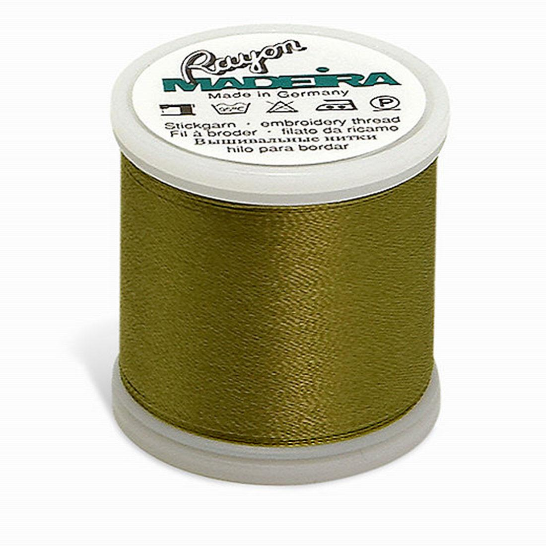 Madeira Rayon 220YD Color 1106 - Light Avocado