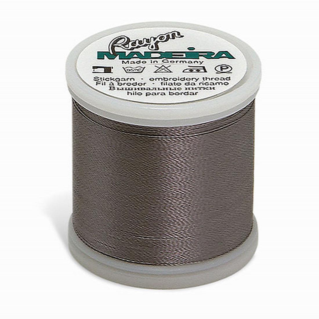Madeira Rayon 220YD Color 1118 - Grey