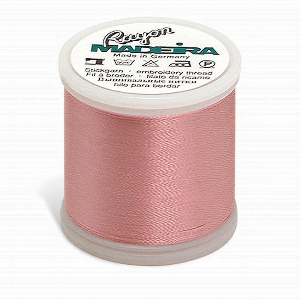 Madeira Rayon 220YD Color 1120 - Pastel Orchid