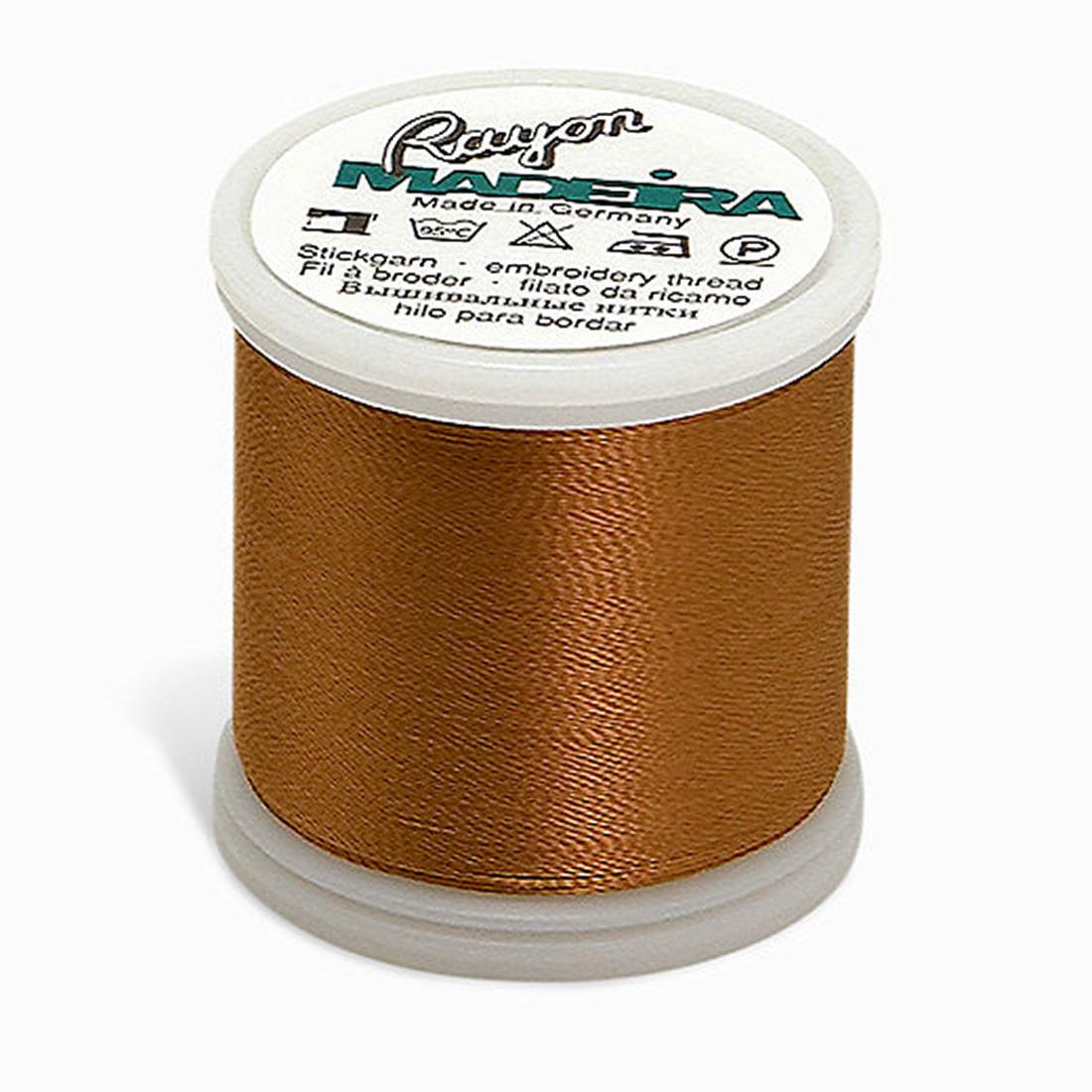 Madeira Rayon 220YD Color 1126 - Tan