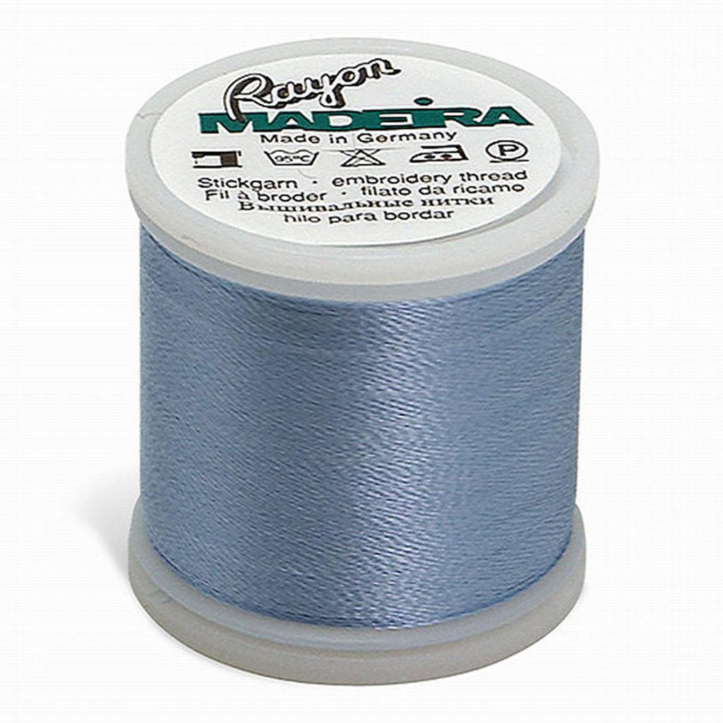 Madeira Rayon 220YD Color 1132 - Med Pastel Blue