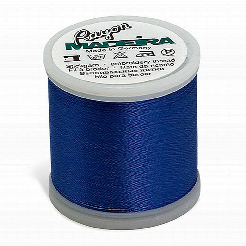 Madeira Rayon 220YD Color 1133 - Blue