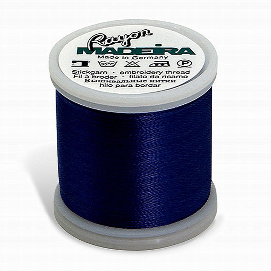 Madeira Rayon 220YD Color 1143 - Dusty Navy