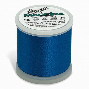 Madeira Rayon 220YD Color 1295 - Bright Peacock