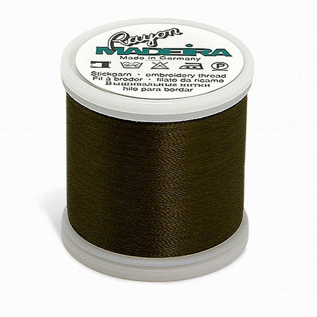 Madeira Rayon 220YD Color 1394 - Hedge Green