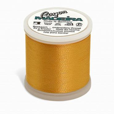 Madeira Rayon 220YD Spool - Butterfly Gold
