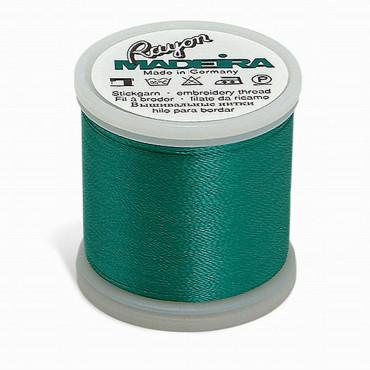 Madeira Rayon 220YD Spool - Dark Willow Green