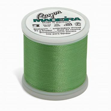 Madeira Rayon 220YD Spool - Lime Green
