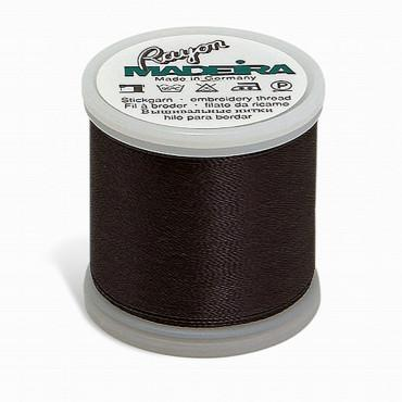 Madeira Rayon 220YD Spool - Metal Grey