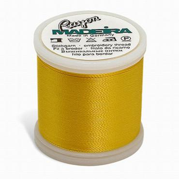Madeira Rayon 220YD Spool - Yellow