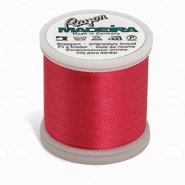 Madeira Rayon 220YD Spool 1309 - Hot Pink