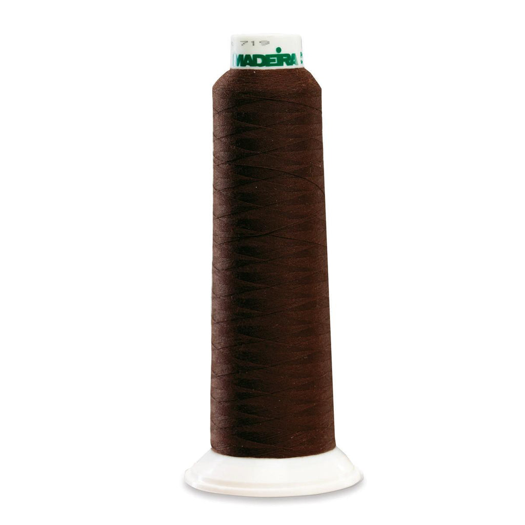 Madeira Serger Thread - Brown