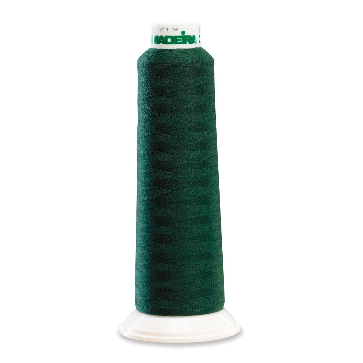 Madeira Serger Thread - Emerald Green