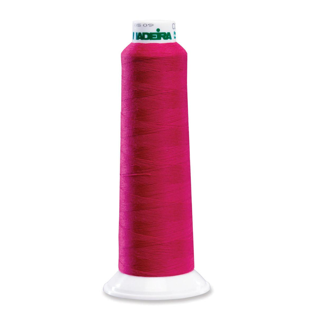 Madeira Serger Thread - Fuschia