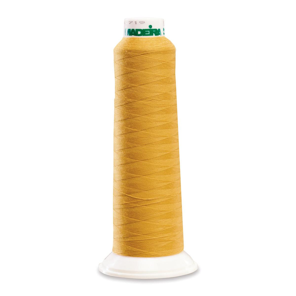 Madeira Serger Thread - Gold