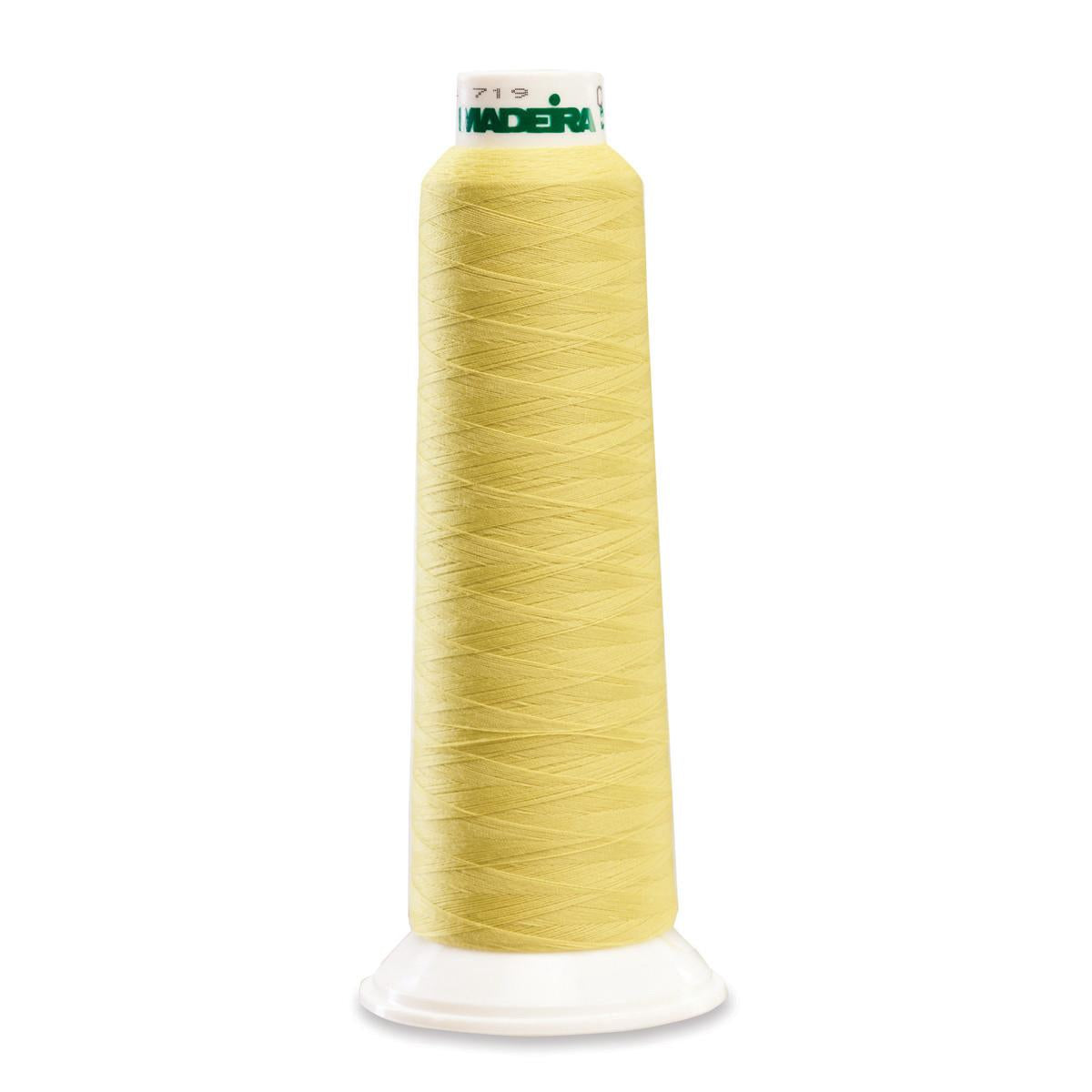 Madeira Serger Thread - Lemon