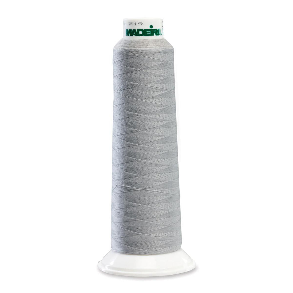 Madeira Serger Thread - Light Grey
