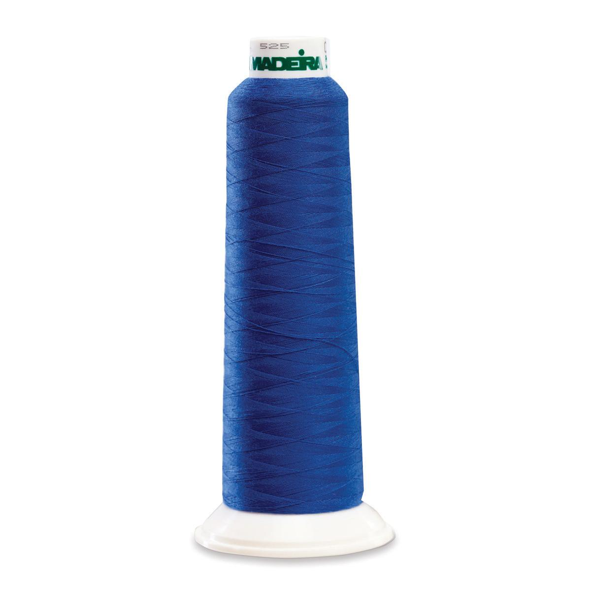 Madeira Serger Thread - Royal Blue