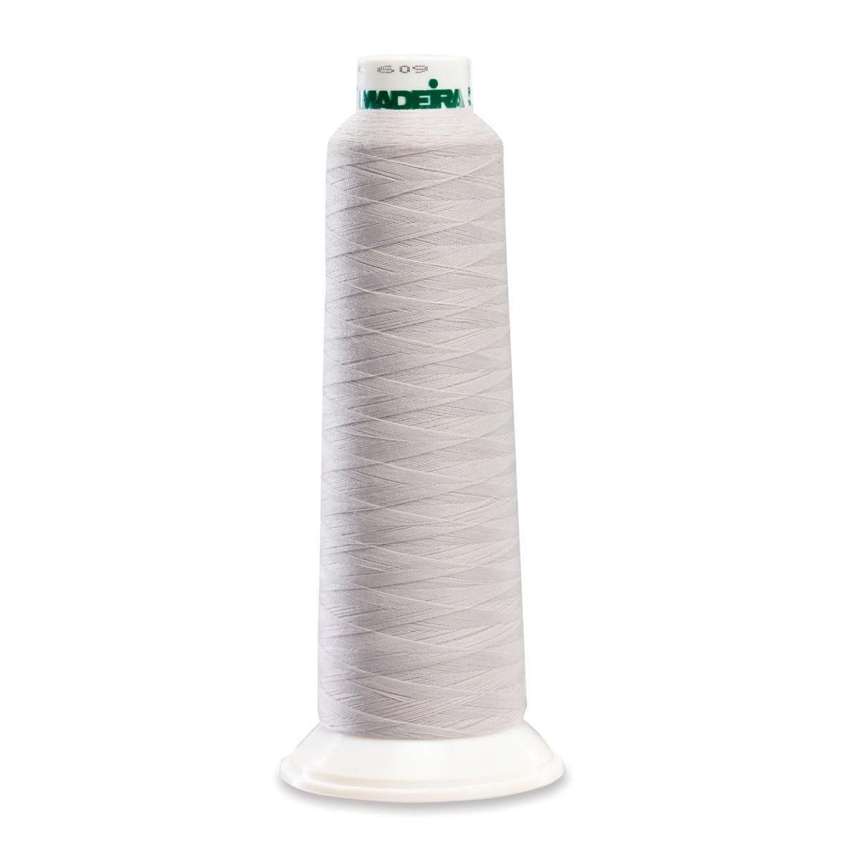 Madeira Serger Thread - Silver