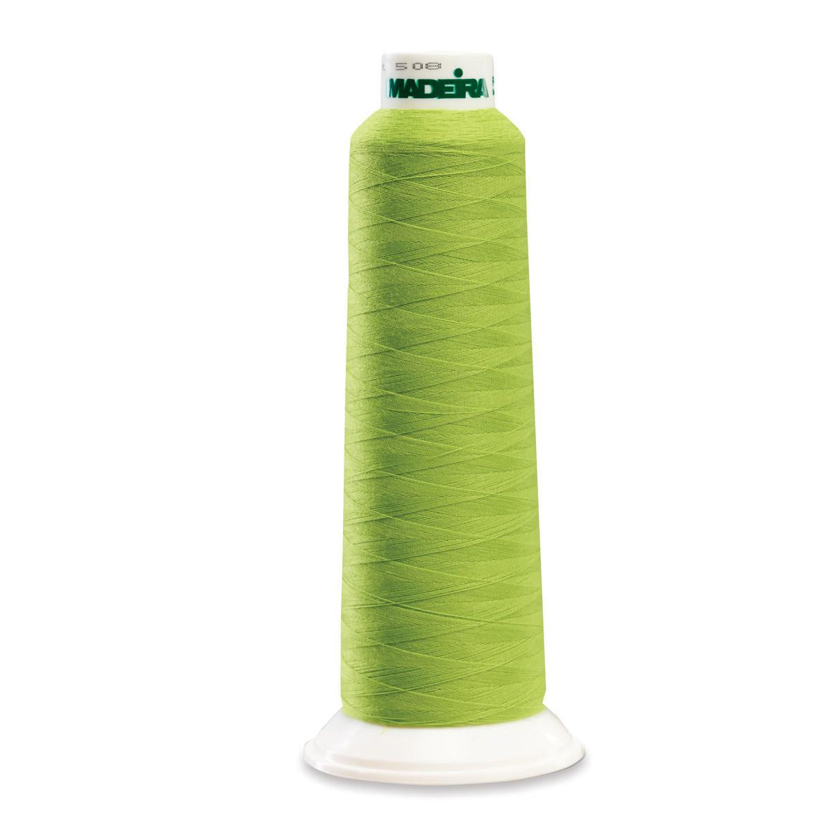 Madeira Serger Thread - Sour Apple