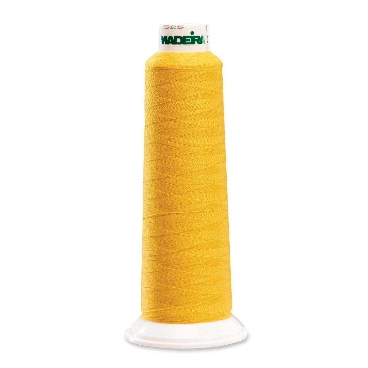Madeira Serger Thread - Yellow
