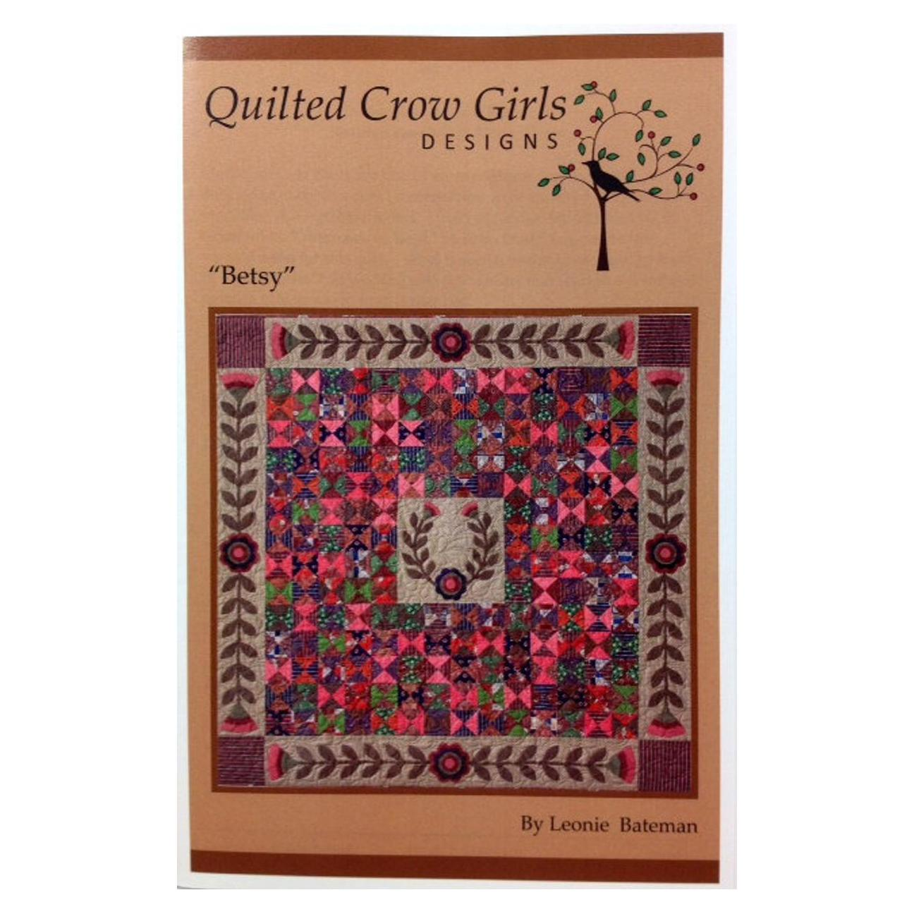 "Quilted Crow Girls - ""Betsy"" Pattern"