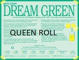 Quilters Dream - Green Select - 100% Recycled Bottles