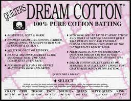Quilters Dream Natural Cotton - King - Select