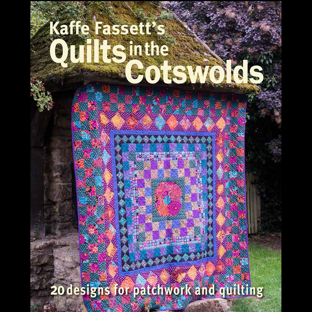 Quilts In Cotswold - book