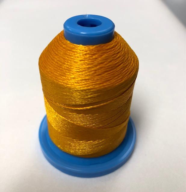 Robison Anton Floss - Polyester - 250yds - Gold