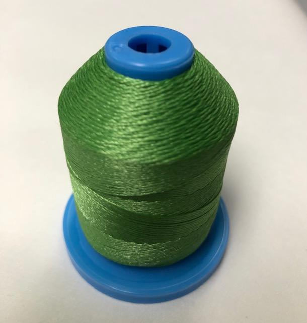 Robison Anton Floss - Polyester - 250yds - Pastoral Green