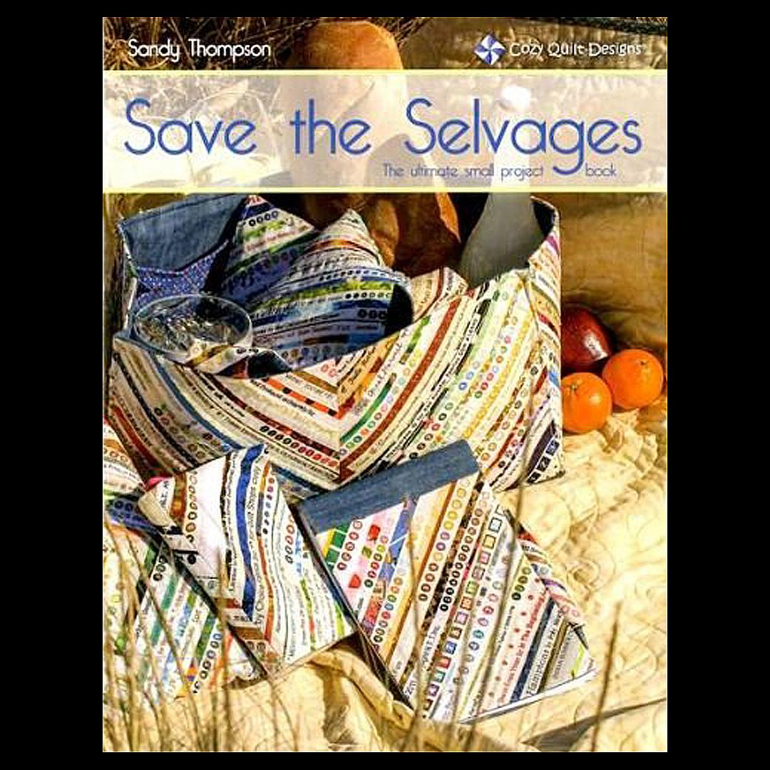 Save the Selvages - book