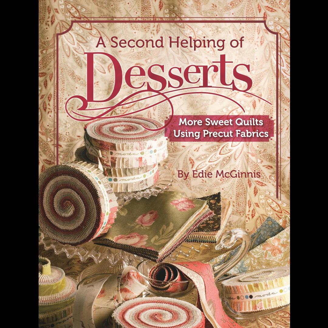 Second Helping of Desserts - book