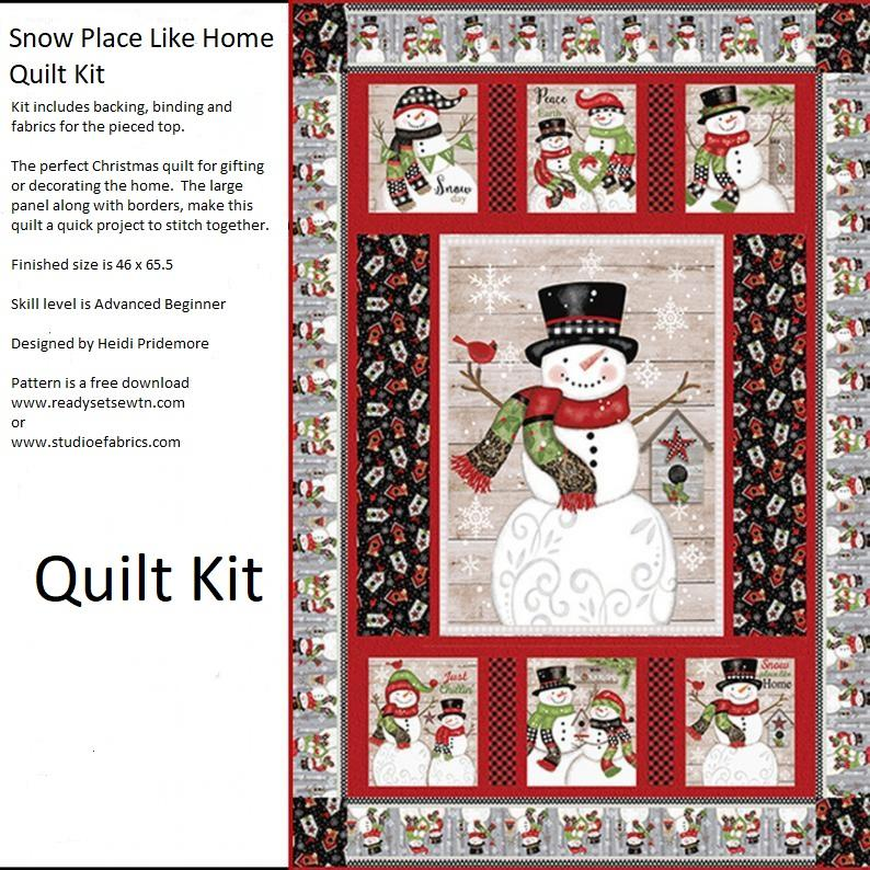 Snow Place Like Home - Kit