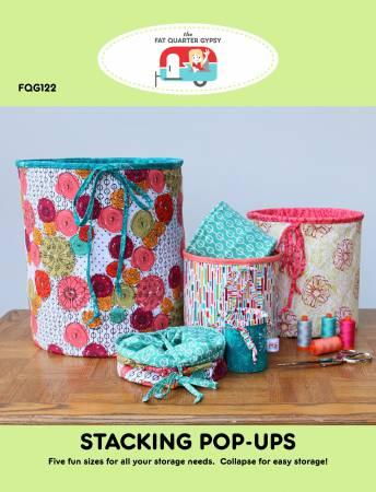 Stacking Pop-Ups by The Fat Quarter Gypsy